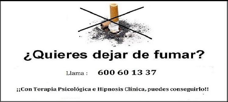 Dejar de fumar Algeciras
