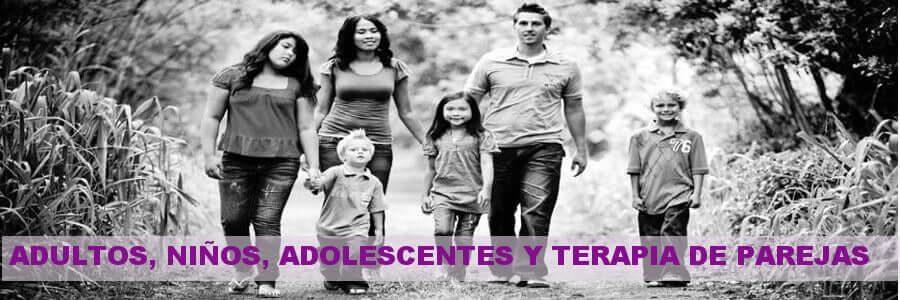 Psicologo adultos niños adolescentes terapia de parejas